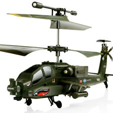SYMA S109G 3CH Gyro R/C Infrared Remote Controll Mini Army Helicopter Green