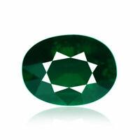 Tsavorite Garnet 1.25ct vivid green color 100% natural earth mined from Tanzania