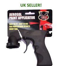 PISTOLA Vernice Spray Aerosol Applicatore Spruzzatore per Auto Casa Recinto mattoni PITTURA NUOVO