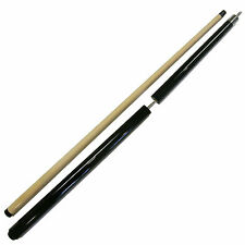 "58"" - 3 Piece Jump Break Pool Cue - Billiard Stick W Quick Release Joint 21 Oz"
