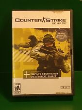 Counter-Strike: Source (COMPLETE) (PC, 2005) (VG CONDITION)