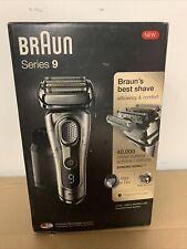 Braun Series 9 9290cc  Men's Electric Shaver Wet/Dry Clean