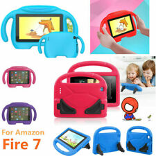 More details for for amazon fire 7 2015 2017 2019 tablet kids shockproof soft silicone case cover