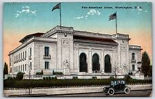 The Pan-American Union Building in Washington D.C. Divided Back Postcard Unused