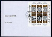 DDR Kleinbogen MiNr. 3215-20 Ersttagsbriefe/ FDC (GF12970