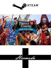 Pirates vs Corsairs: Davy Jones's Gold Steam Key - for PC or Mac