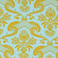 Jennifer Paganelli Sis Boom Circa Lilly Fabric in Yellow PWJP072 100% Cotton