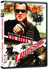 True Justice - Deadly Crossing (DVD) Steven Seagal  NEW