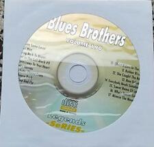 LEGENDS KARAOKE CDG BLUES BROTHERS #190 SOUL MAN,NEW ORLEANS - 17 SONGS