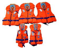 Gilet de sauvetage solide Type 100 EN ISO 12402-4 Bébé - Sélection Adulte Orange