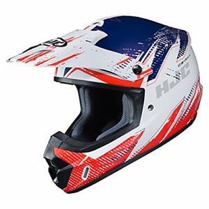 HJC Unisex-Adult Off-Road Helmet (MC-21SF, Large)