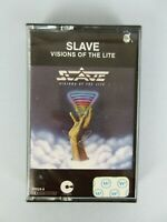 Vintage 1982 Slave Visions Of The Lite Cassette Tape R&B Soul Funk