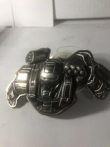 Iron Man Belt Buckle 2010 Marvel