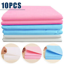 Disposable 10PCS Waterproof Fitted Bed For Massage Facial Table&Sheets Cover
