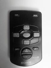 Sony Rm-X115  rmx115 Brand New Genuine Sony Remote control Car audio stereo cd