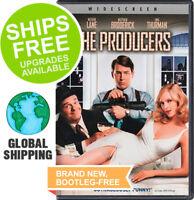 Producers (DVD, Widescreen) NEW, Nathan Lane, Matthew Broderick, Uma Thurman