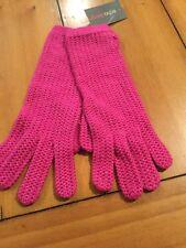 Echo Design Women's Pink Gloves N23 142