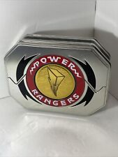 Mighty Morphin Power Rangers Books-a-Million Promo Pin Set COMPLETE with Tin!!