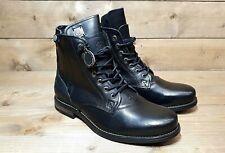 SNEAKY STEVE // Kingdom // Mens Black Boots // NEW!!!