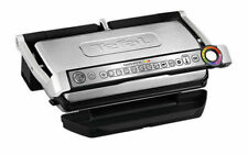 TEFAL Optigrill XL GC722D40 Grill - Stainless Steel & Black