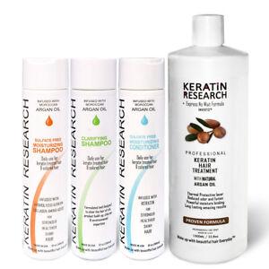 Brazilian complex hair Keratin Treatment  Set 1000 ml  with Argan Oil