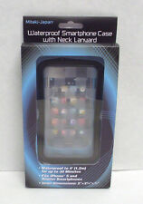 Mitaki-Japan Waterproof Smartphone Case With Neck Lanyard