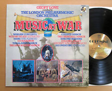 Music At War Geoff Love Conducts The London Philharmonic Orchestra GLM 0001 NM