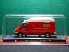 delPrado,Feuerwehr,1:57,VSAB Peugeot BOXER PICOT 2.5D,OVP,Sammlung