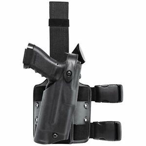 Safariland 6304 ALS Tactical Leg Holster, Black, Right Hand, Glock 20, 21 NEW