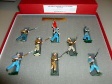 tradition  TOY SOLDIERS SET #910 confederate infantry