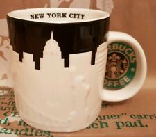 Starbucks Coffee City Mug/Tasse/Becher New York Relief, NEU&unbenutzt m.SKU!!!