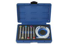 Laser 6783  Brake Bleeder Wrench Set 6 Point 6pce 7mm -12mm Colour Coded