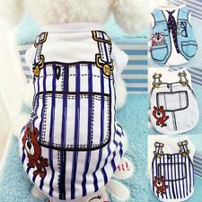 Outdoor Dog Vest Strap Pet Clothes Four Feasons DailyLife Fashion Dog Costume LL