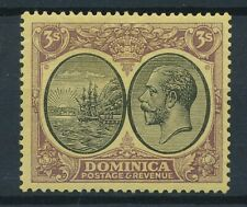 [52828] Dominica good MH Very Fine stamp