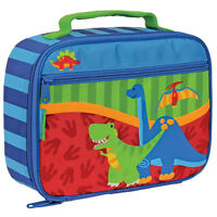 Stephen Joseph Dinosaur School Lunch Box for Kids - Lunch Bag for Boys