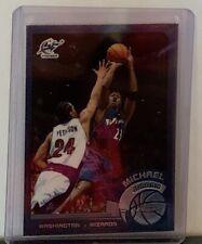 2002-03 Topps Chrome #10 Michael Jordan Washington Wizards