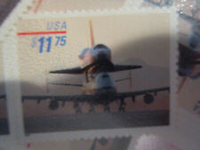 $11.75 Space Shuttle USA mint stamp Scott #3262