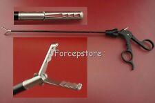 New 5x330mm Laparoscopic Pawl Forceps Grasper Laparoscopy
