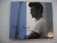 CHRIS ISAAK - SOMEBODY'S CRYING - CD SINGLE 3 TRACKS 1993 EXCELLENT CONDITION