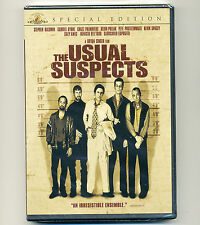 Usual Suspects R 1995 movie, new DVD Stephen Baldwin, Gabriel Byrne Kevin Spacey