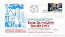 1974 Space Shuttle Model Acoustic Tests Marshall Flight Center NASA USA