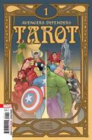 Tarot #1 (2020 Marvel Comics) First Print Renaud Cover
