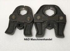 Viega Nussbaum Pressbacken 42 54 Presszange Pressmaschine Rechnung