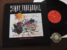 LP Henry Threadgill Sextett Rag, Bush And All Germany 1989 | M-