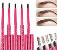 Waterproof Eyebrow Pencil Liner Eye Brow Powder Pen Makeup Beauty Cosmetic Tool