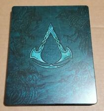 Assassin's Creed Valhalla Collector's Edition Steelbook Only (No Game)
