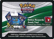 Pokemon Battle Arena Decks: Black Kyurem White Kyurem  TCGO Code Cards  NM-Mint