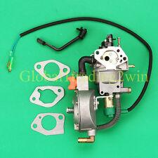 Dual Fuel LPG NG CNG Conversion Carburetor For Honda GX270 8.5hp Generator