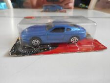 Majorette Aston Martin DB7 in Blue in Box