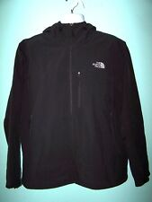 THE NORTH FACE Mens WINDWALL Hooded Black Jacket Size 2XL (NWOT)